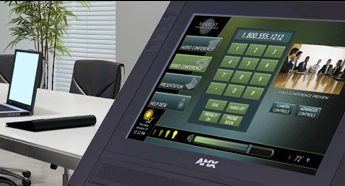 AMX Touch Panel