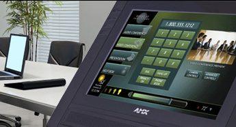 AMX Touch Panel